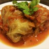 TOLMA STUFFED CABBAGE LEAVES